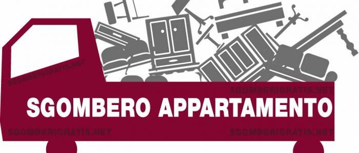 Sgombero Appartamento a Milano e Hinterland Milanese