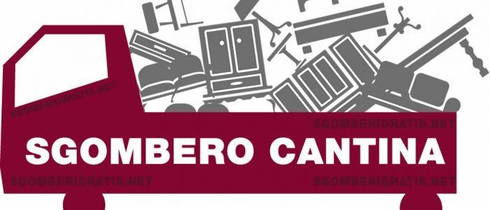Sgombero Cantina a Milano e Hinterland Milanese