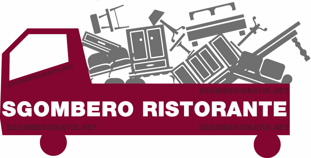 Macherio - Sgombero Ristorante a Milano e Hinterland Milanese