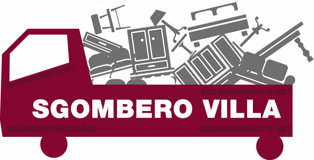 Cusano Milanino - Sgombero Villa a Milano e Hinterland Milanese